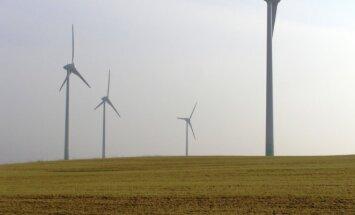 Vėjo jėgainės turi įtaką tam tikroms gyvūnų rūšims