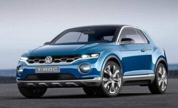 Koncepcinis Volkswagen T-Roc