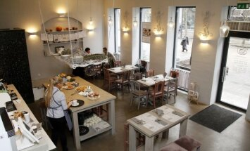 Restoranas - Kavinė Višta puode