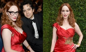 Christina Hendricks, Geoffrey'is Arendas