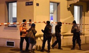 Ciuriche per šaudynes musulmonų maldos salėje sužeisti trys žmonės