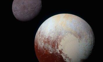Plutonas ir jo palydovas Charonas