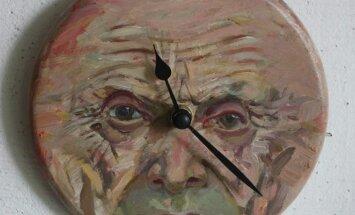 M. Skudutis, Laikrodis