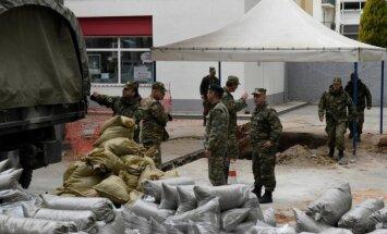 Graikijos mieste dėl rastos nesprogusios aviacijos bombos ruošiamasi evakuoti 75 tūkst. žmonių