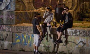 Mažeikių gyventojai sugalvojo, kaip sutramdyti gatvėmis besišlaistantį jaunimą