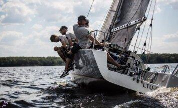 """Jachtos """"Arabela-AG Baltic"""" įgula"""