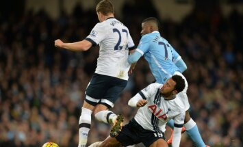 Manchester City  – Tottenham Hotspur