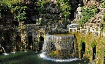 Villa d'Este sodai
