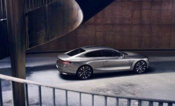 BMW aštuntuko prototipas