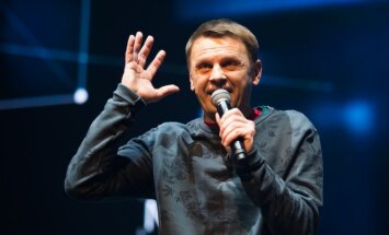 Rolando Kazlo ir Pakeleivių koncertas