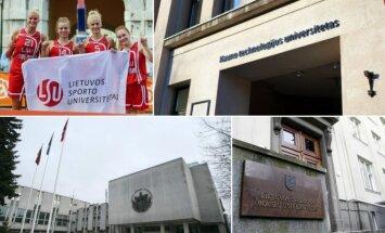 Kauno universitetai