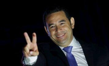 Jimmy Moralesas