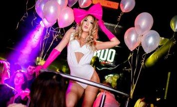 Vakarėlio šokėja