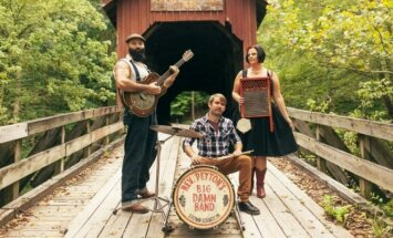 The Reverend Peyton's Big Damn Band""