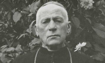 Bishop Teofilius Matulionis. Teofilis Pilkis Photo