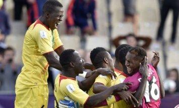 Malio futbolininkų triumfas