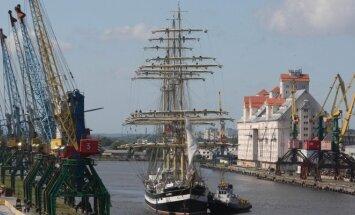 The Port of Kaliningrad