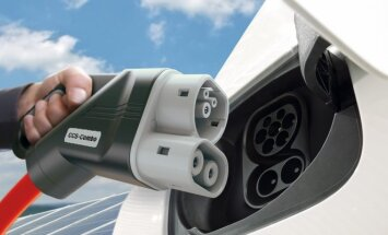 Standartinė kombinuoto elektromobilių įkrovimo sistema