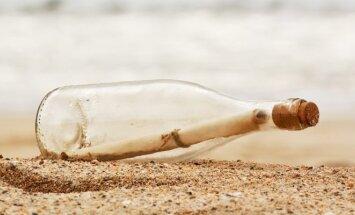 Žinutė butelyje