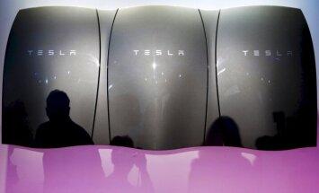 Tesla Energy Powerwall akumuliatorius namams