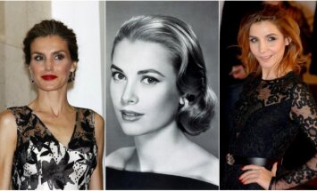 Princesės: Letizia Ortiz, Grace Kelly ir Clotilde Courau