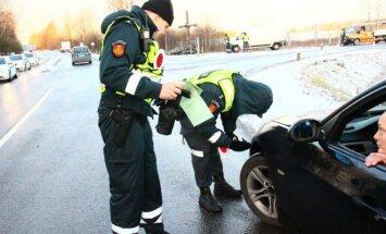 Policijos reidas Klaipėdos rajone