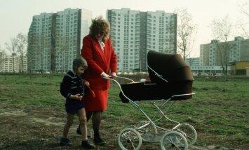 Vaikų auginimas sovietmečiu