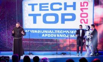 Tech Top 2015 apdovanojimai