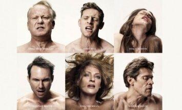 Filmo Nimfomanė reklaminis plakatas