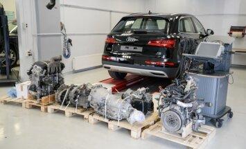 Kauno technikos kolegijai – įranga studijoms iš Volkswagen