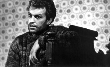 Regimantas Adomaitis - Kasparas filme Jausmai, 1968