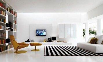 """""""Namų stilius"""": 2014 m. grindų ir sienų apdailos naujovės"""