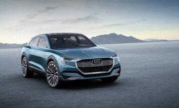 Audi e-tron koncepcija