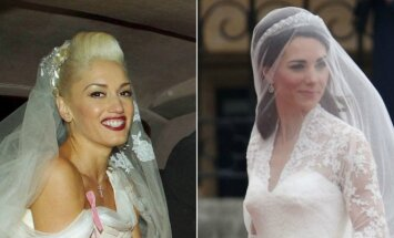 Gwen Stefani ir Kate Middleton