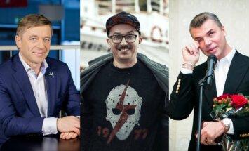 Ramūnas Karbauskis, Aleksandras Pogrebnojus, Juozas Statkevičius