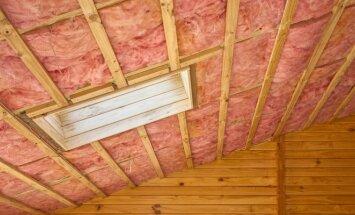 Darau pats: dažniausios namų šiltinimo klaidos