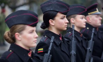 Lithuania's soldiers