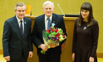 Iškilmingas Laisvės gynėjų dienos minėjimas ir Laisvės premijų įteikimo ceremonija