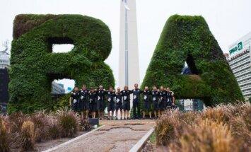 Komanda aplankė Buenos Aires