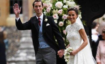 Pippos Middleton vestuvės