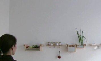 Šaldytuvas - nebereikalinga detalė virtuvės interjere?