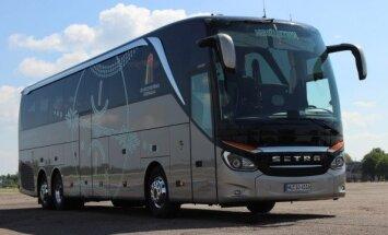 Lietuvos krepšinio rinktinės autobusas