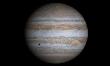 Jupiteris. NASA nuotrauka