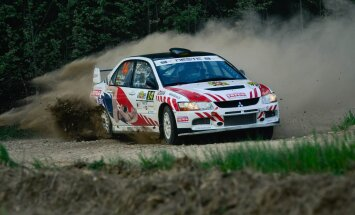 V. Žala 300 Lakes Rally varžybose