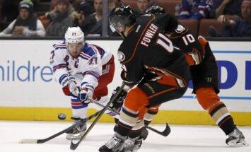 NHL: Rangers – Ducks