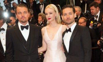 Leonardo DiCaprio, Tobey Maguire ir Carey Mulligan