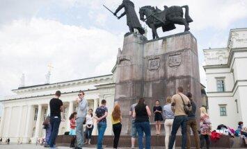 Augant užsieniečių susidomėjimu Lietuva, prabilta apie kvalifikuotų gidų trūkumą
