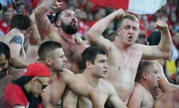 Rusijos futbolo fanai
