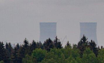 Rusijos ambasadorius Baltarusijoje: Astravo AE gali būti pastatyti dar du reaktoriai