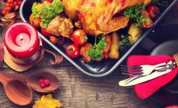 Kalėdiniai patiekalai, kurie atneš sėkmę ir laimę į jūsų namus